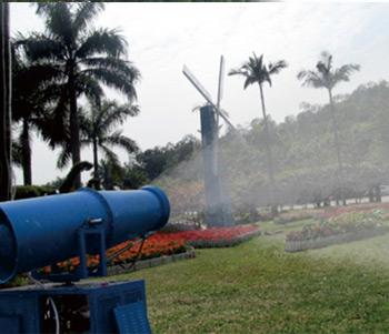 一些雾炮机应用常见问题