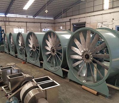工业轴流风机